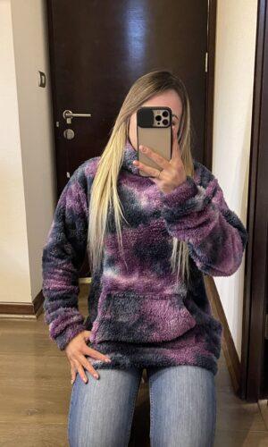 Poleron Amalia TieDye Purple